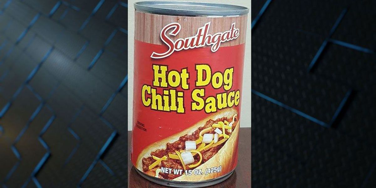 Hot dog chili sauce recalled due to mislabeling