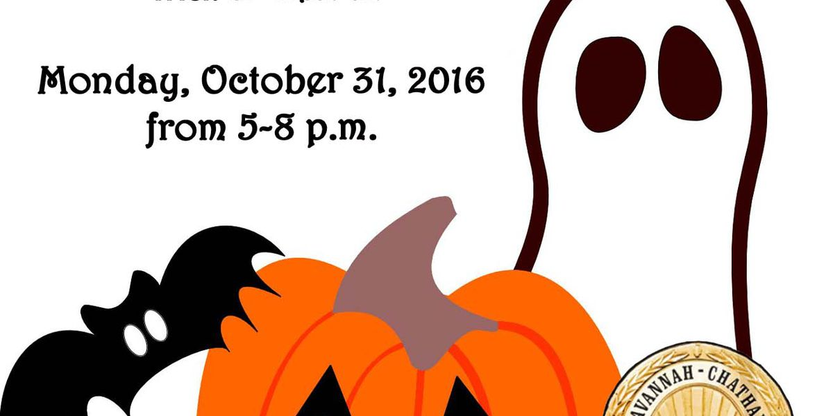 Trick-or-treating times, Fall 2016 community events around the Coastal Empire & Lowcountry