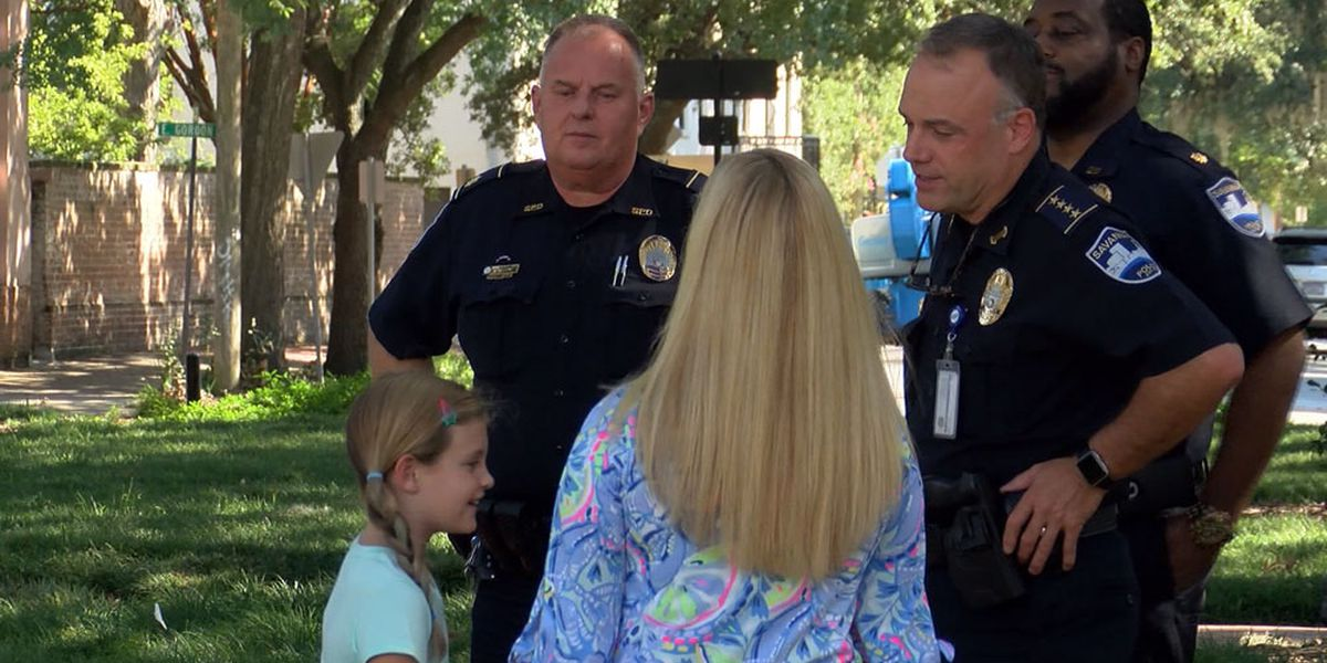 Savannah Police taking part in National Night Out events Tuesday