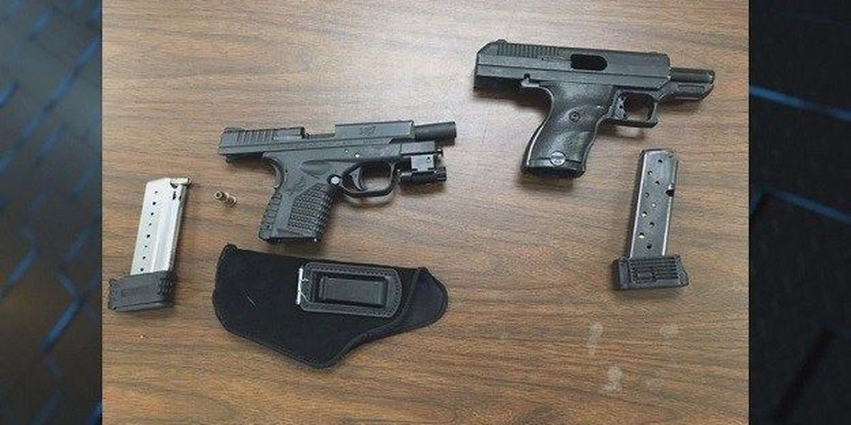 CNT seizes firearms, controlled substances at Econo Lodge bust on Abercorn St.