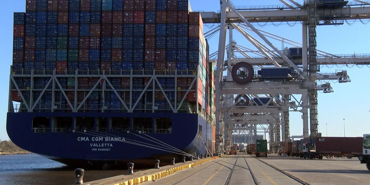 Georgia Ports to host virtual State of the Port Address Thursday