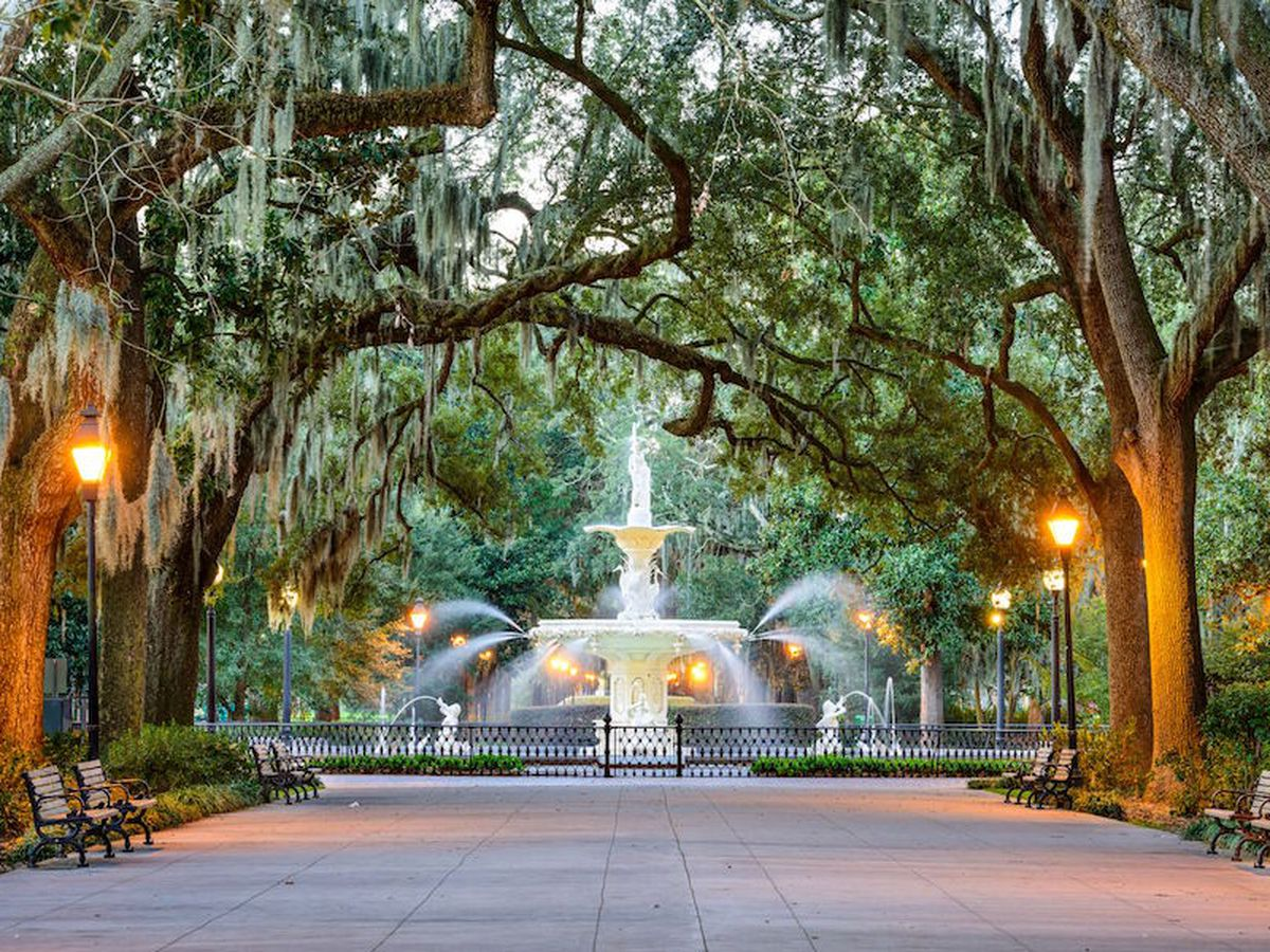 Community meetings being held for feedback on Forsyth Park Master Plan designs