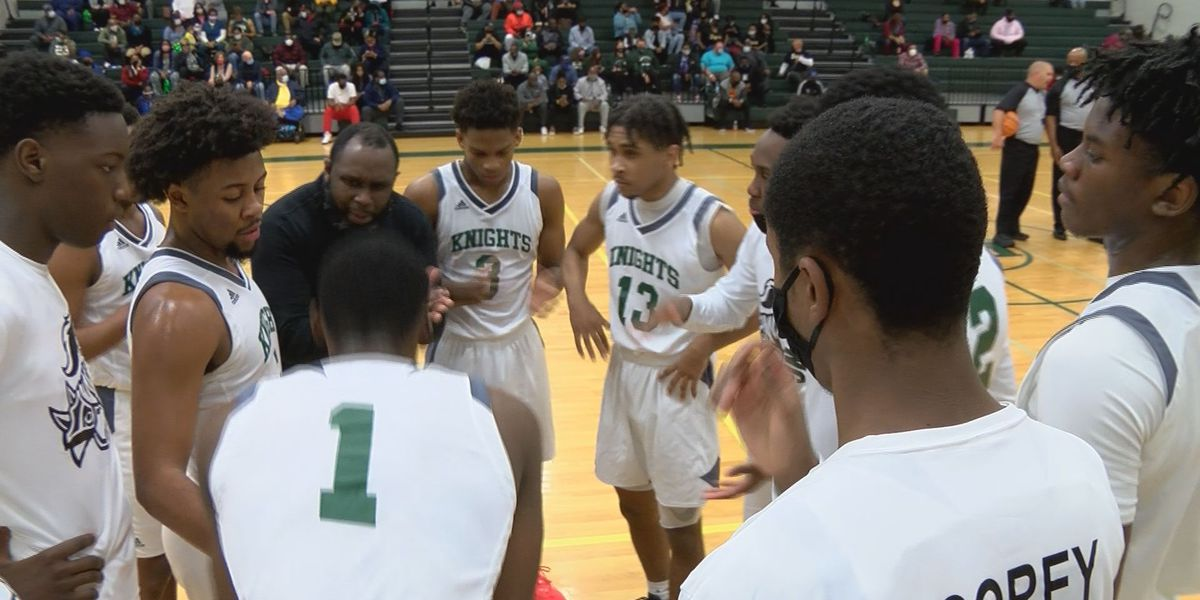 High school basketball playoff scores for Wednesday, March 3