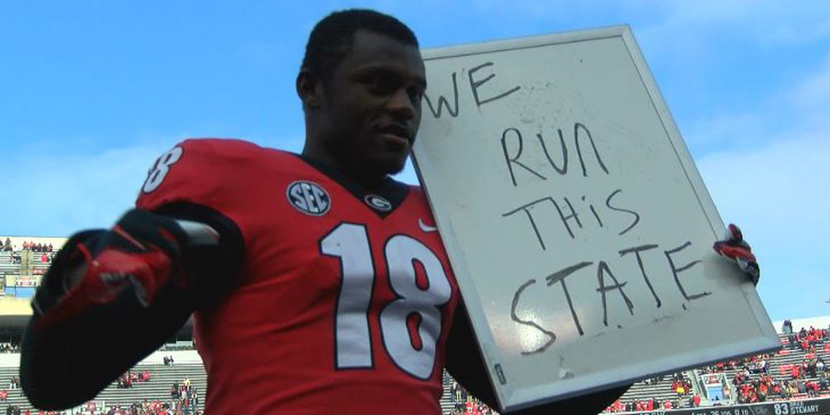 Clean, Old Fashioned Beat Down: Dawgs dominate Tech