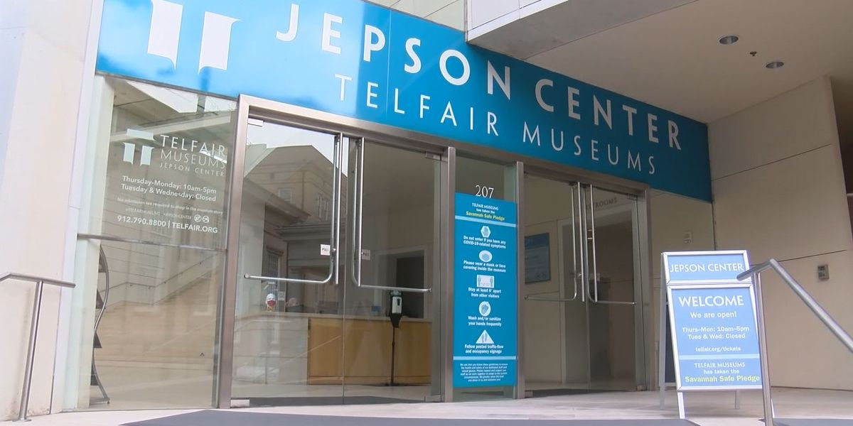 Jepson Center offering free admission to Savannah-Chatham Co. residents this weekend