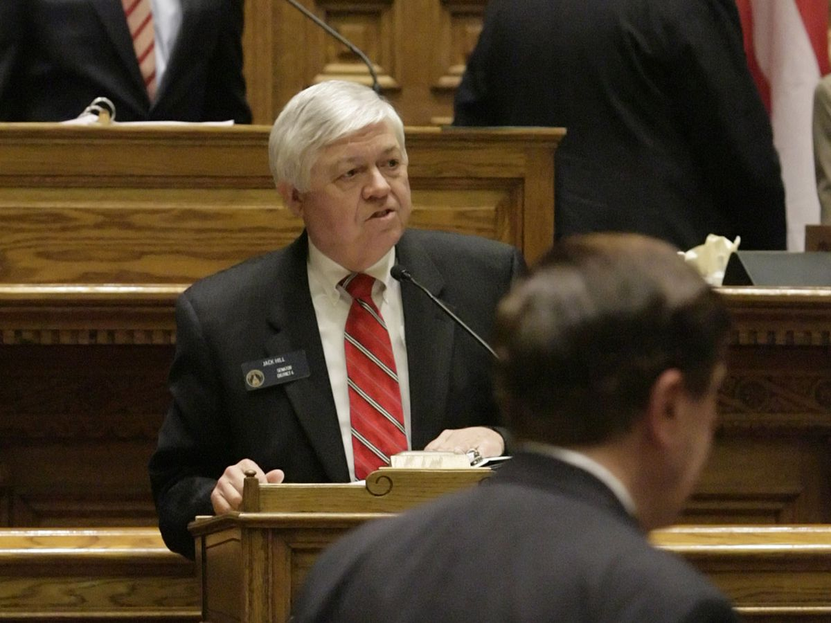 Candidates vying to fill state senate seat left by Jack Hill