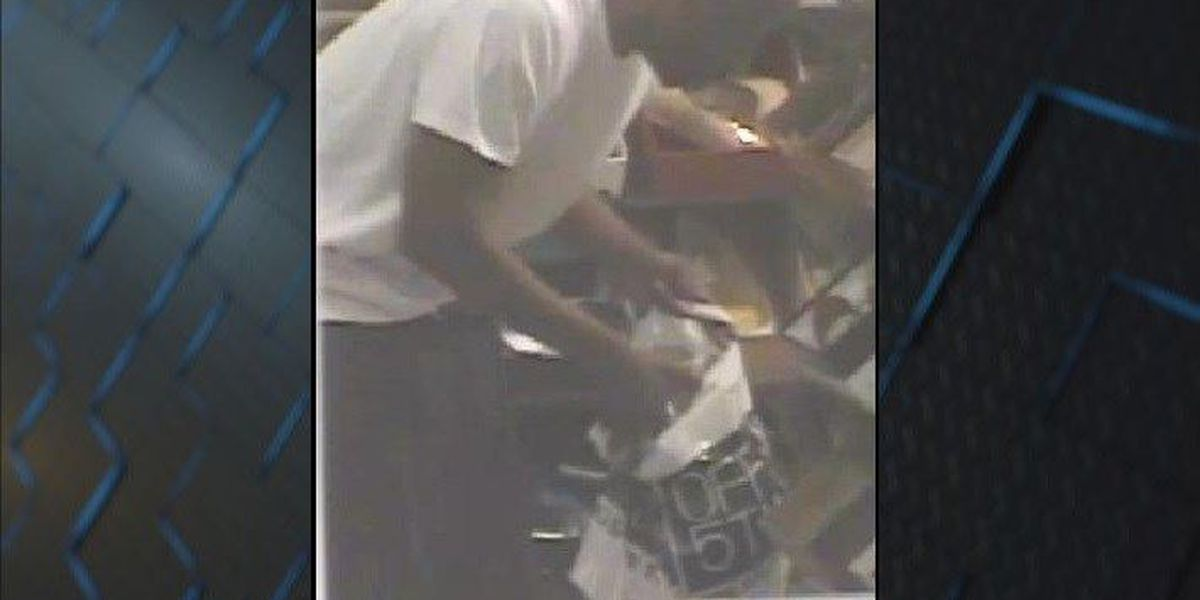 BCSO trying to identify man who stole designer high heels in Bluffton