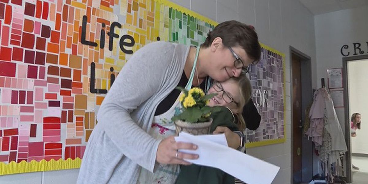 Top Teacher: Terri Foote, Blessed Sacrament