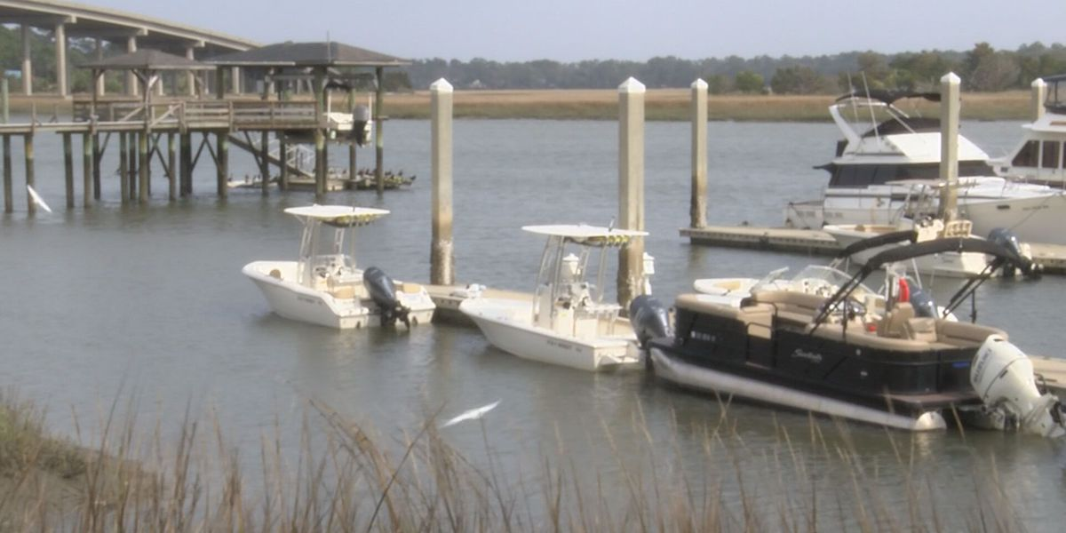 Thunderbolt marina prepares for potential severe weather