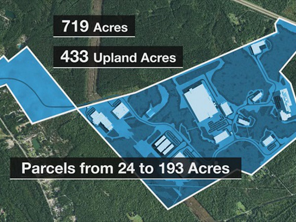 Chatham Co. Commission approves more SPLOST funds for industrial park