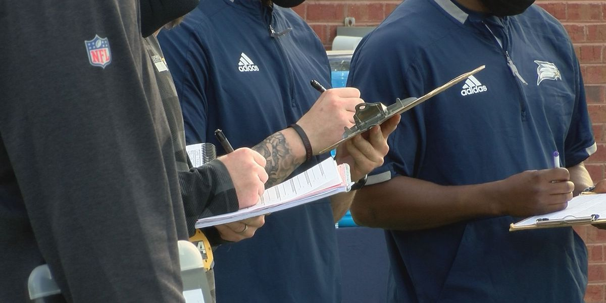 Georgia Southern hosts pro day