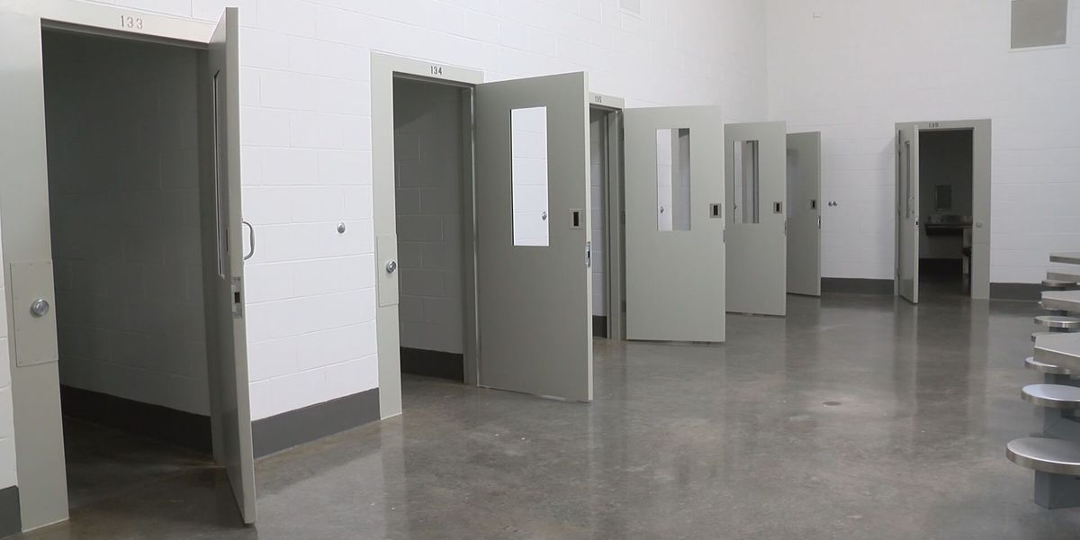 $3 million expansion to the Appling County Jail