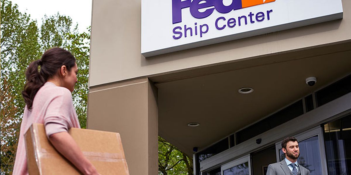 New FedEx shipping center opening Thursday in Pooler
