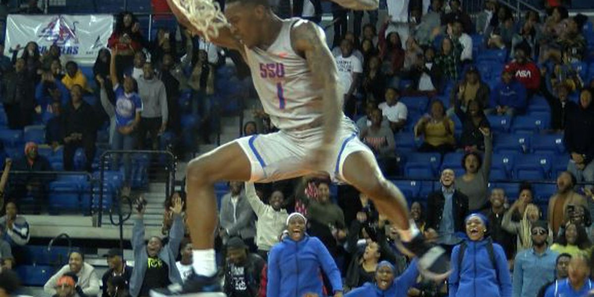 SSU men hold off SCSU, women fall to Bulldogs