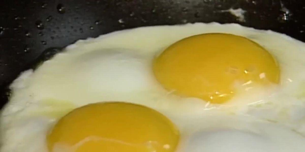 Egg prices skyrocketing during coronavirus pandemic