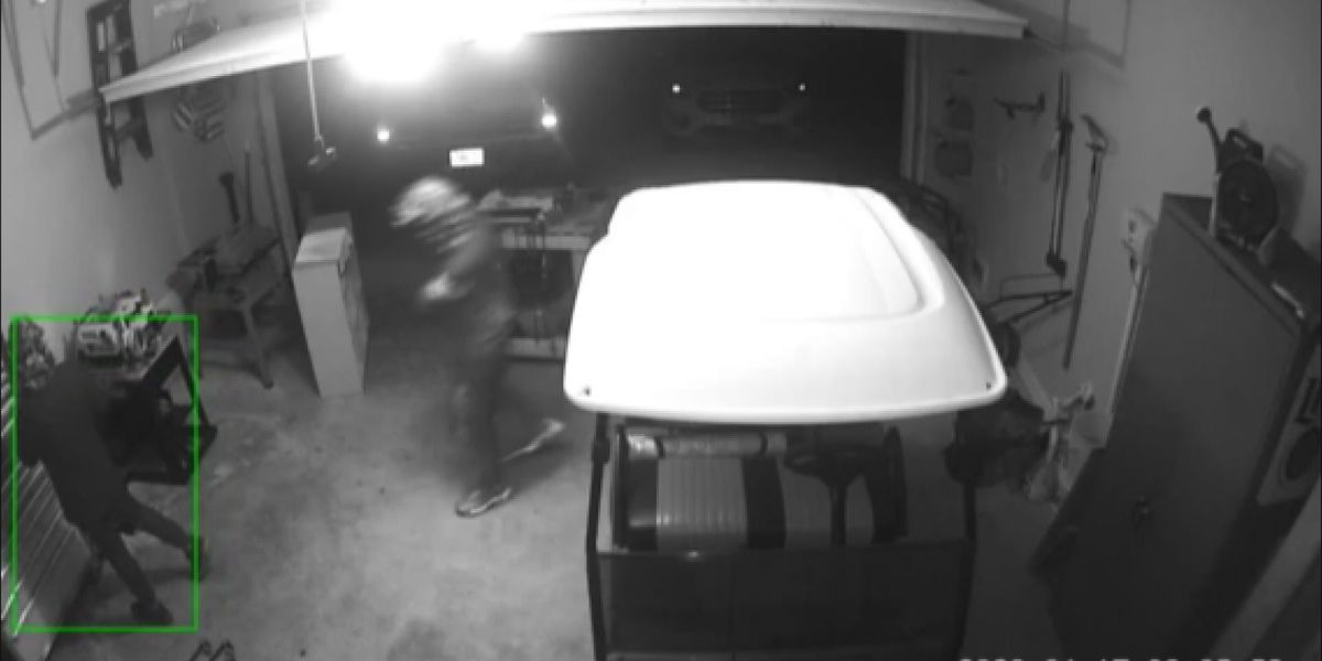 Items stolen from Richmond Hill family's garage