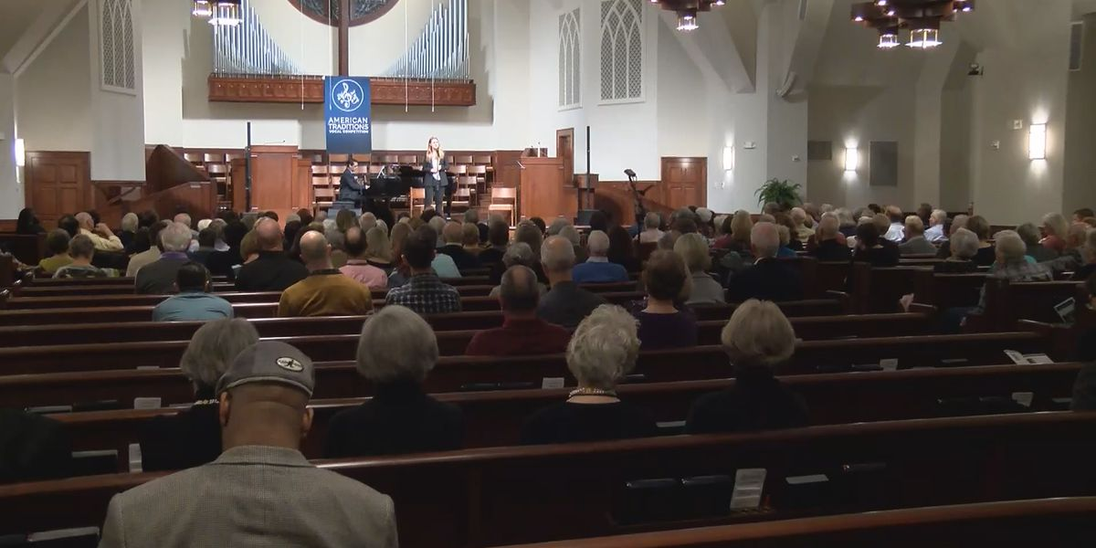Vocal competition draws competitors to Skidaway Island