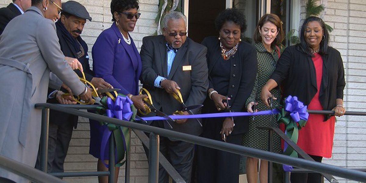 The Front Porch multi-agency resource center opens in Savannah