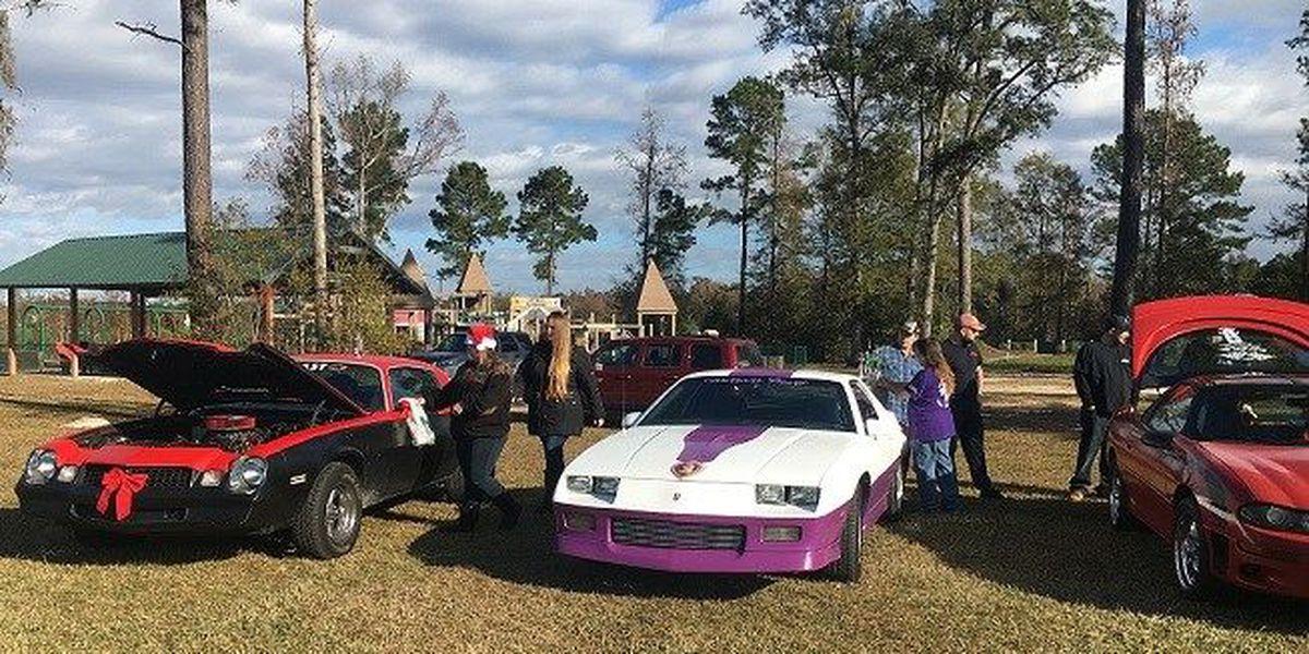 Toy Cruise for Memorial Hospital Santa's Workshop held Sunday