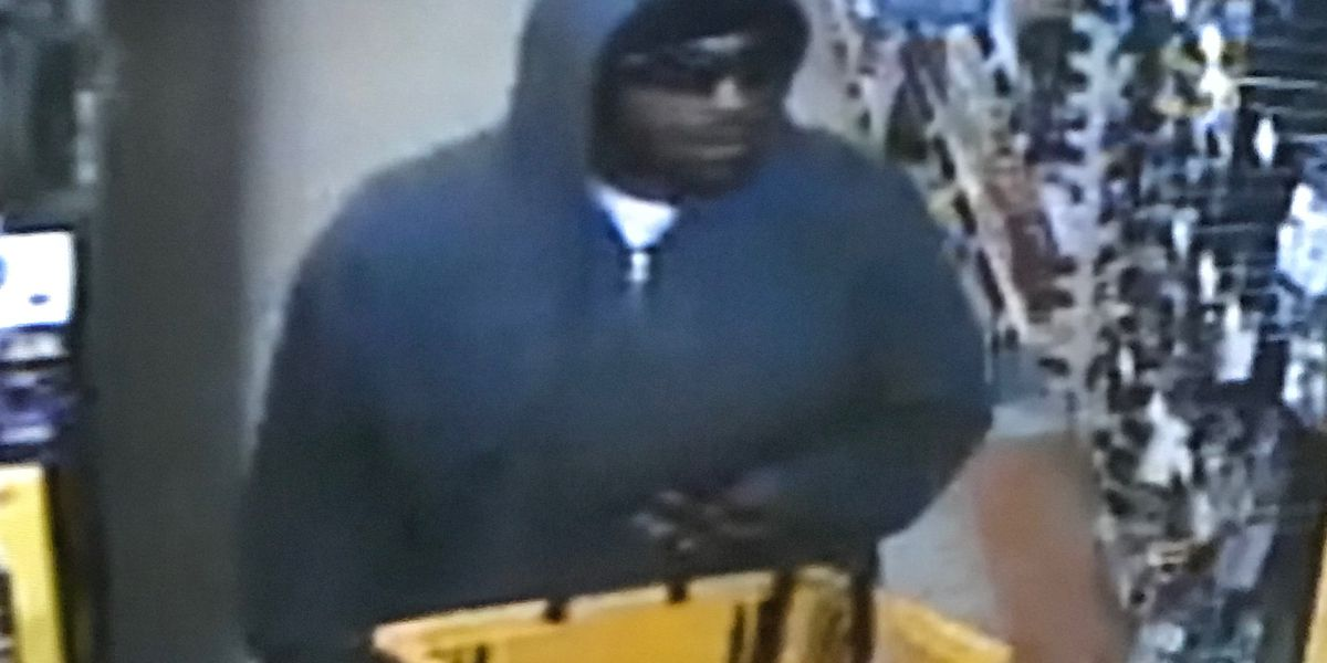 Claxton Police searching for armed robbery suspect