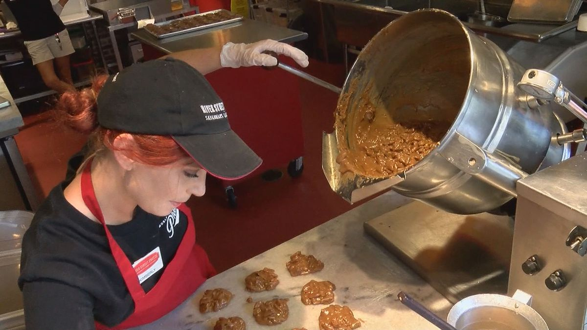 Savannah sweet shops to donate sales on National Pralines Day