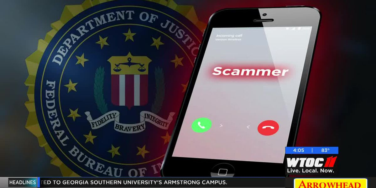 FBI warns of Savannah area phone scam