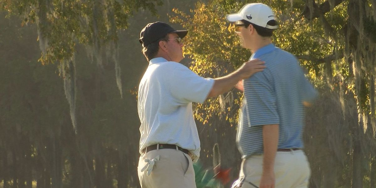Father-son duo compete for Savannah City Amateur Championship