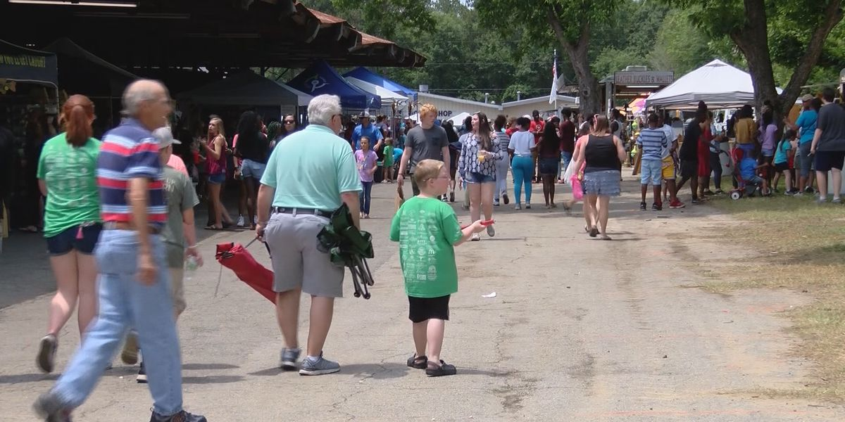 Onion lovers unite at 43rd annual Glennville Sweet Onion festival