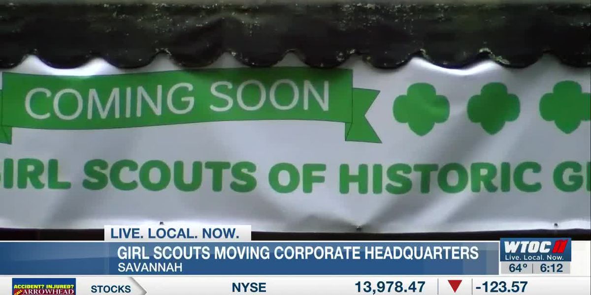 Girl Scouts moving corporate headquarters
