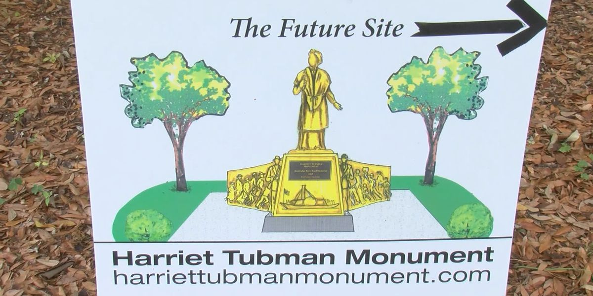 Architect chosen, update on funds for Harriet Tubman monument in Beaufort