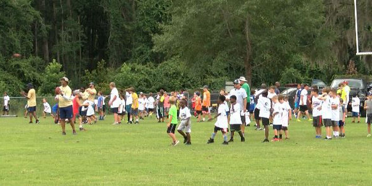 Kids & Pros camp comes to Bluffton