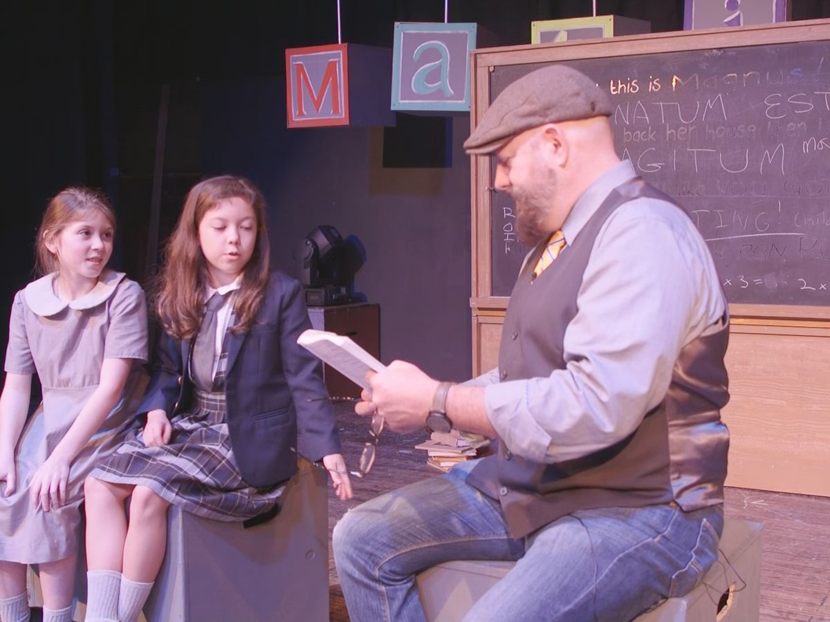 "Savannah Children's Theatre presents ""Matilda: The Musical"""