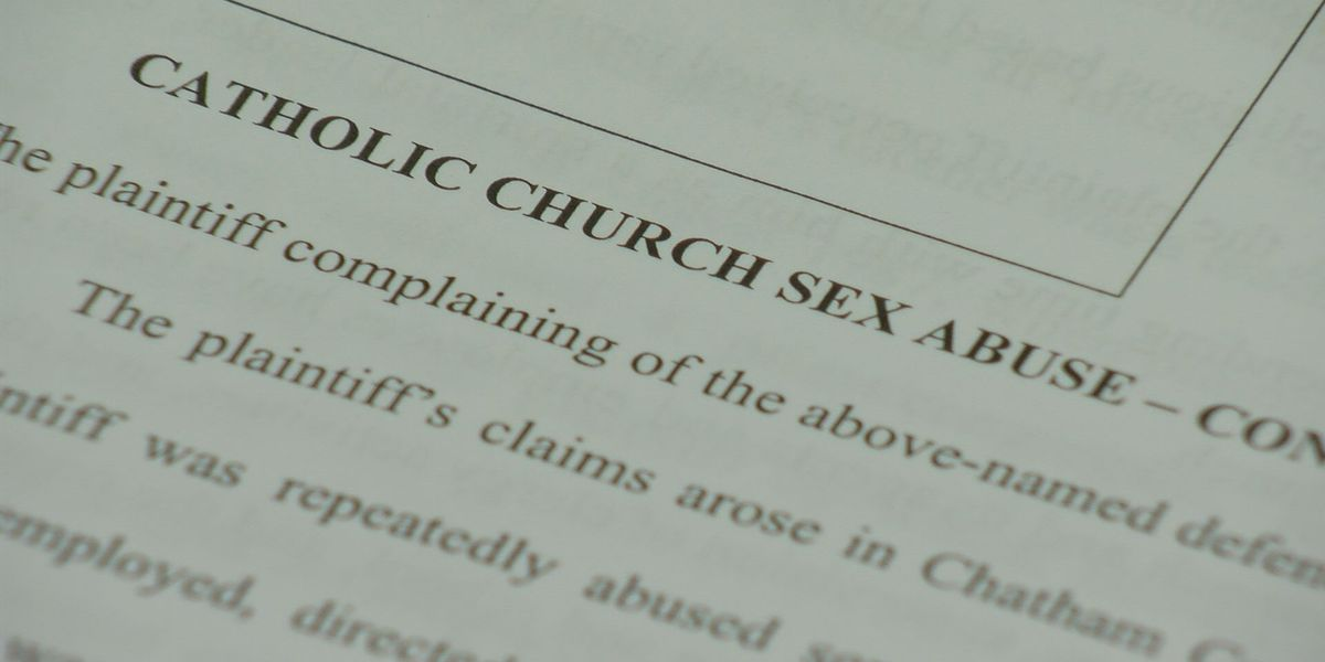 Diocese of Savannah denies it knew about sex abuse allegations