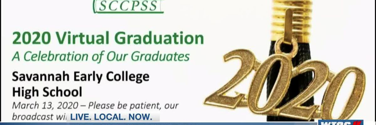 SCCPSS holds first virtual graduation