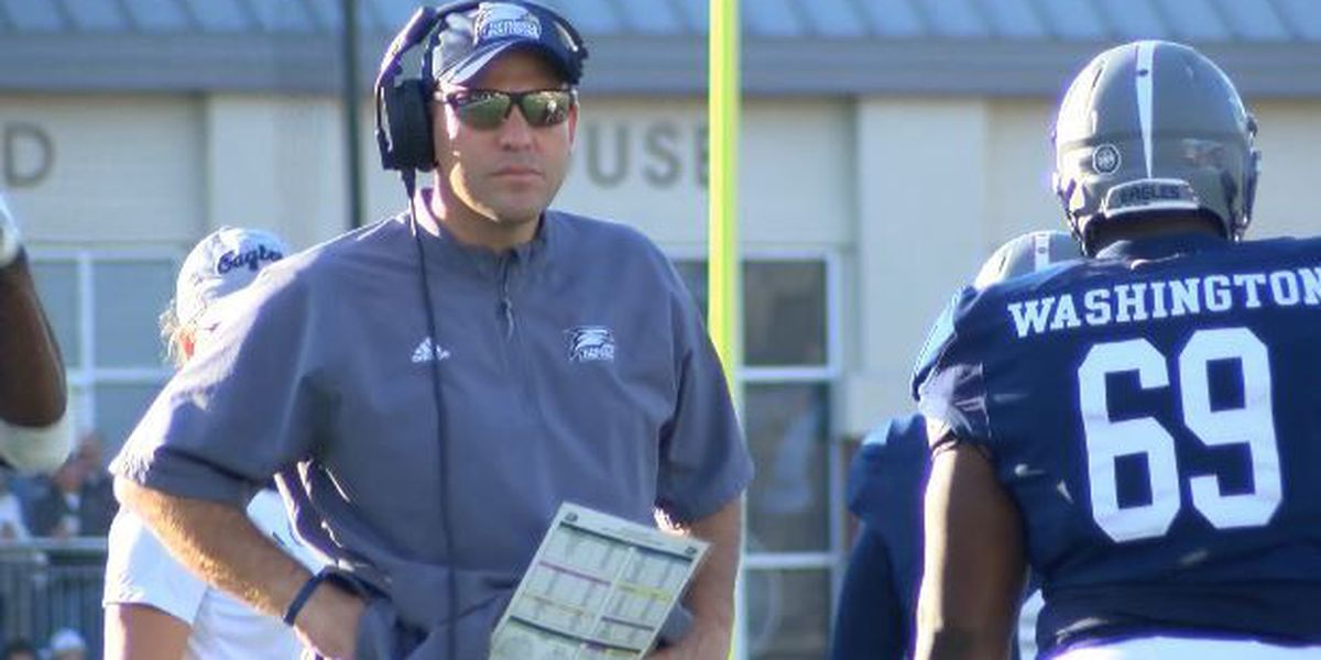Chad Lunsford promoted to Georgia Southern head coach
