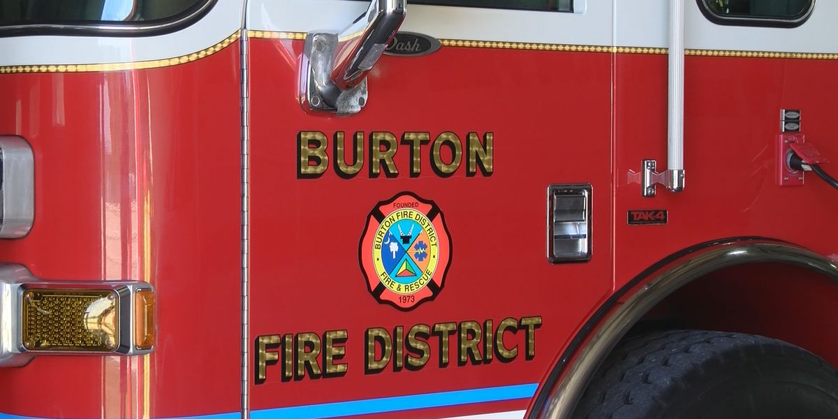 Burton Fire gives fire prevention temps as cold weather moves in