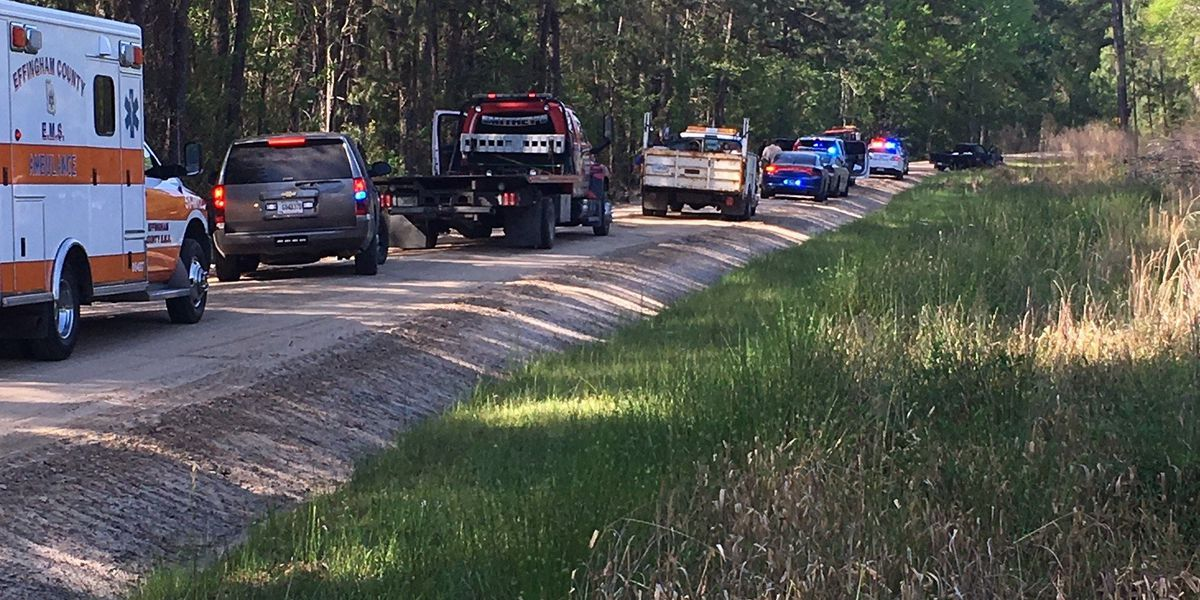 Suspect in custody after police chase ends in Effingham County