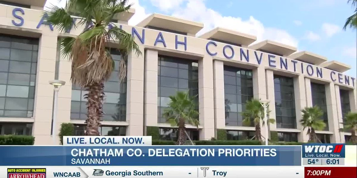 Savannah Convention Center expansion a top priority for Rep. Stephens