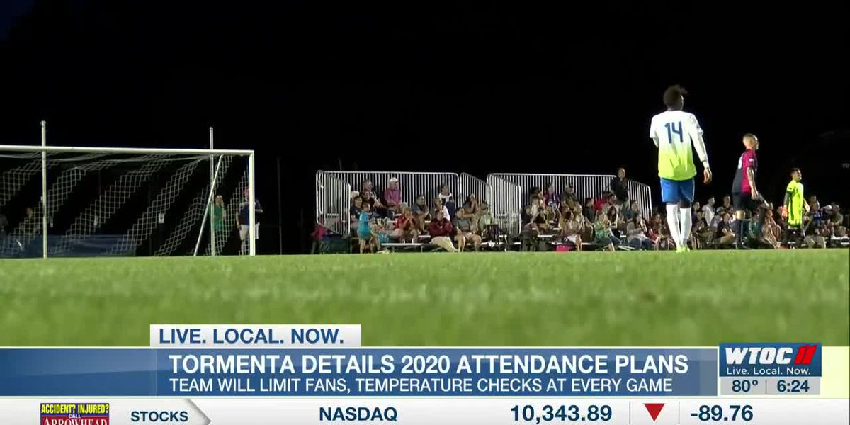 Tormenta details 2020 attendance plans: Team will limit fans, temperature checks at every game
