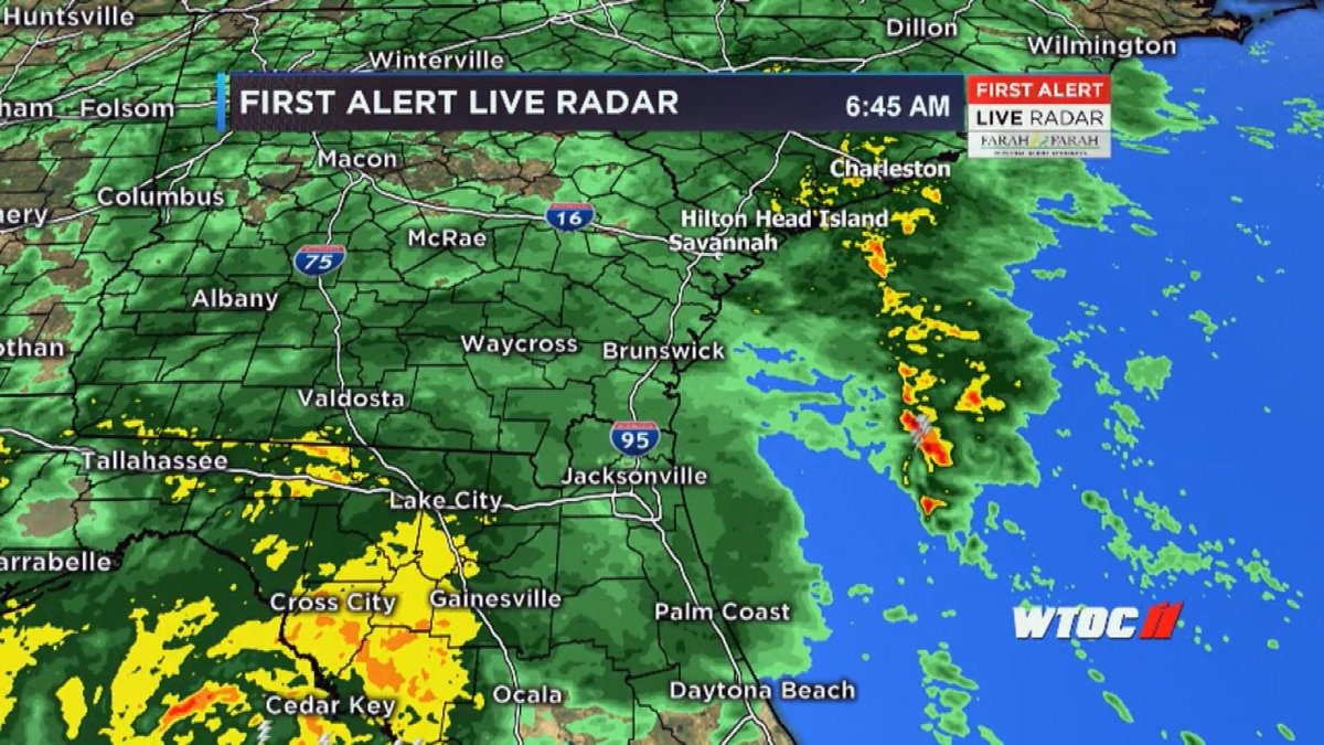 First Alert Weather Day: Flooding risk