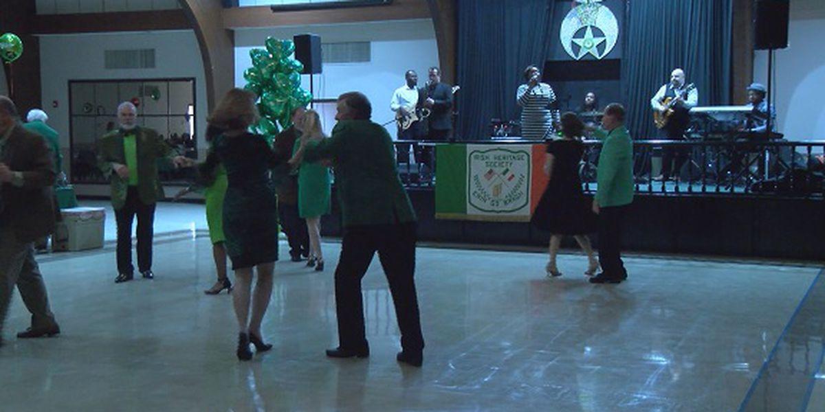 Irish Heritage dance festival held in Savannah