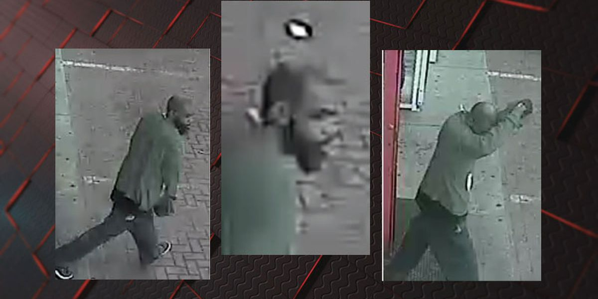 Savannah Police seek public's help identifying attempted armed robbery suspect