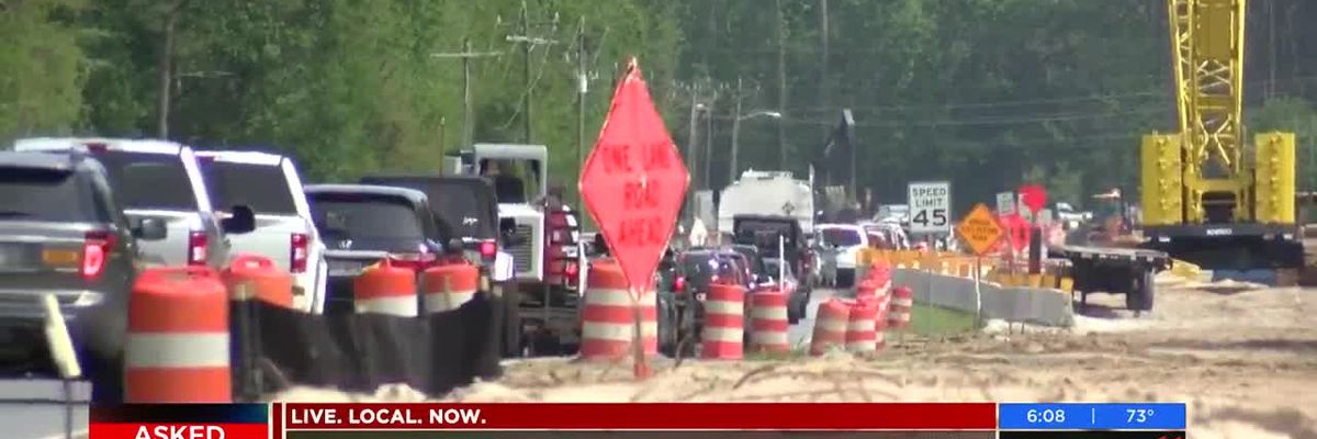 Asked & Answered: Traffic issues on Highway 144