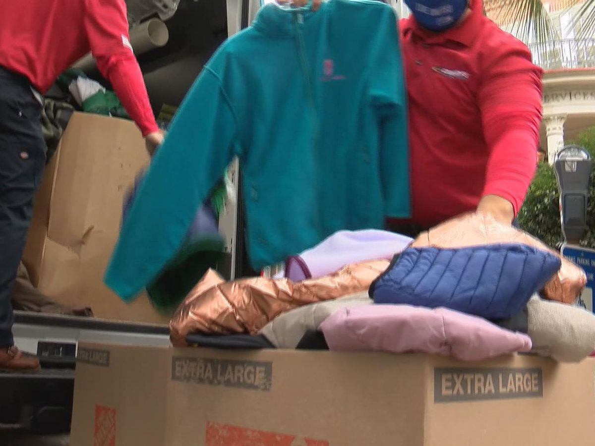 Good News: Canady's Coats for Kids delivers coats to youth organizations