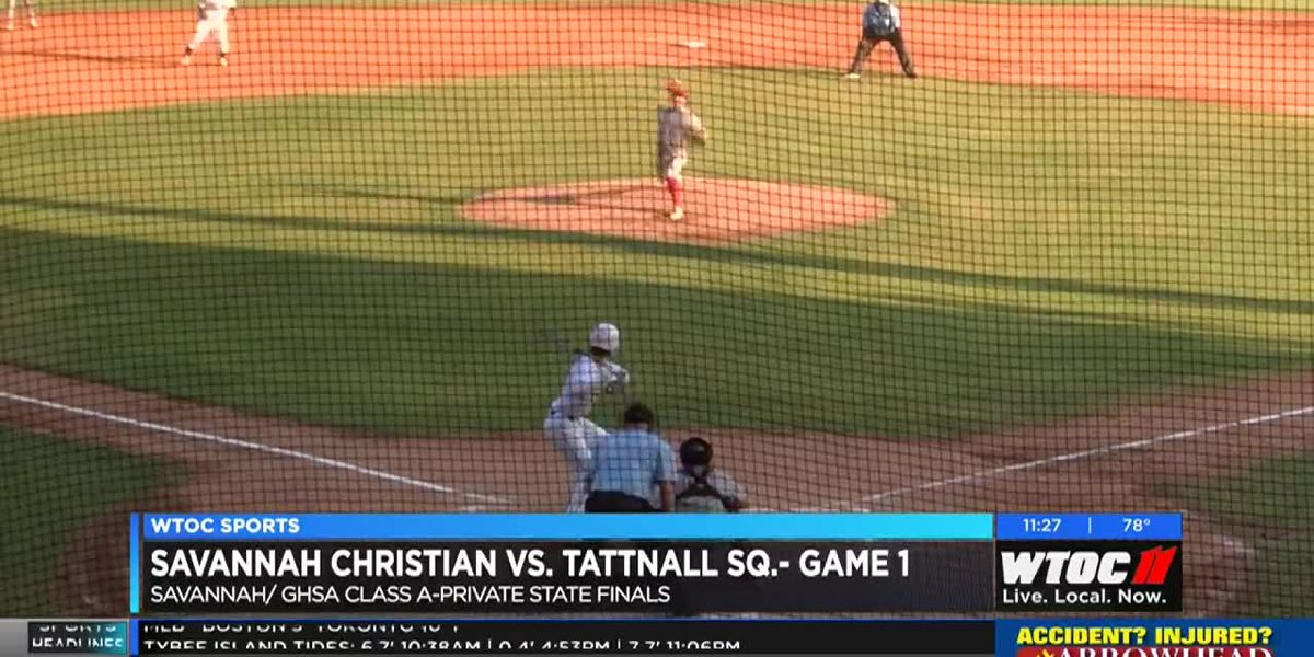 Raiders swept by Tattnall Square in state championship