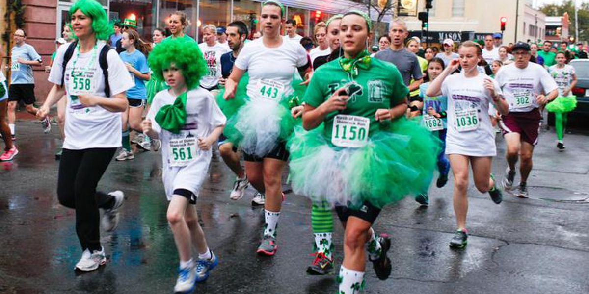 Shamrock Run to impact traffic, CAT services Friday
