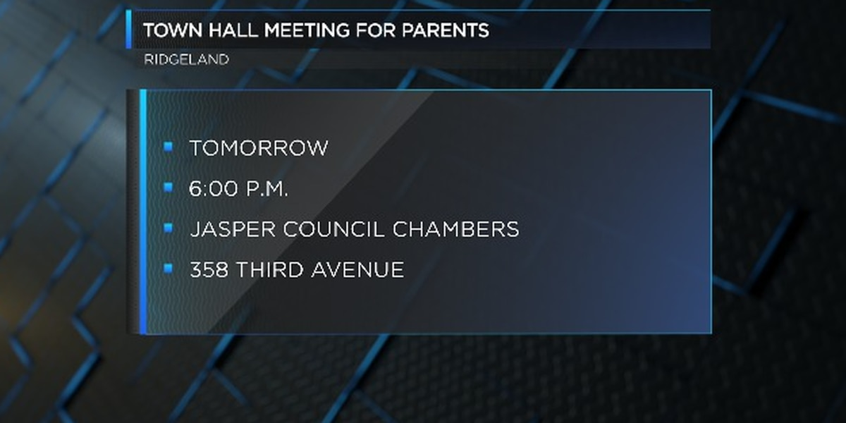 Jasper Co. School District to hold series of town hall meetings