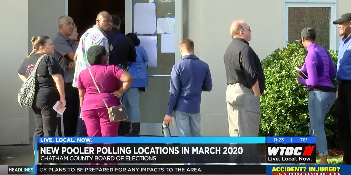 City of Pooler fears adding new polling locations could lead to invalid election