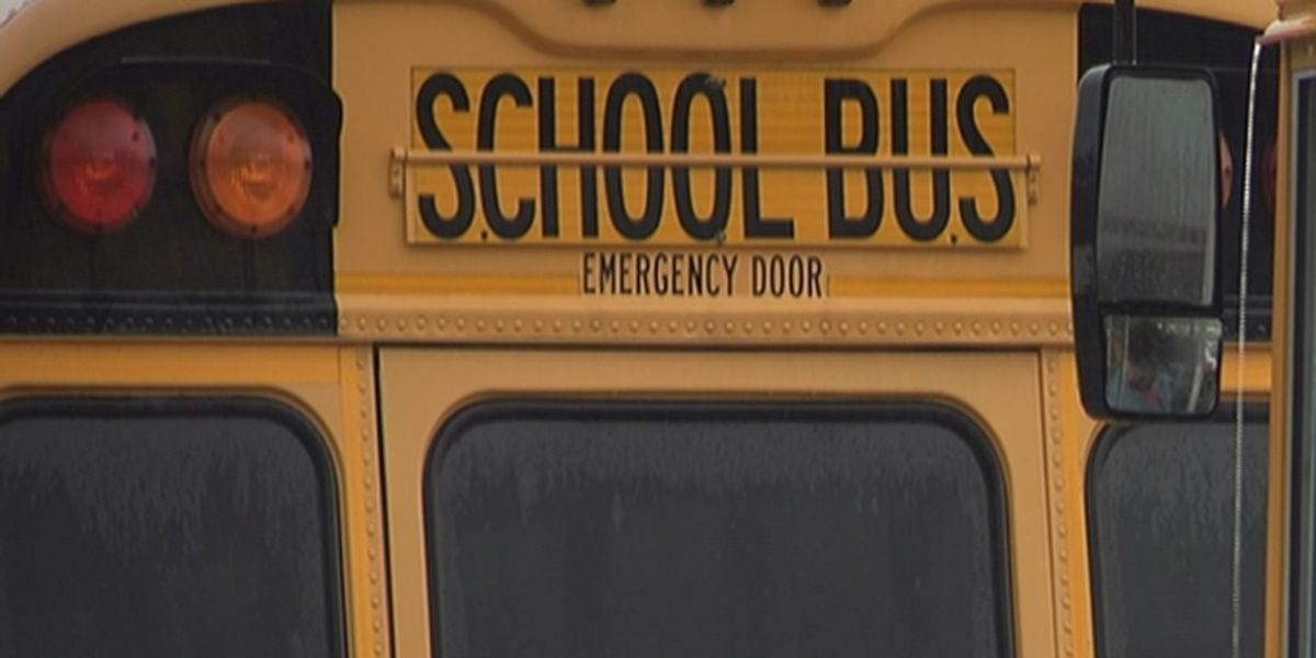 Several area school districts head back to school Thursday