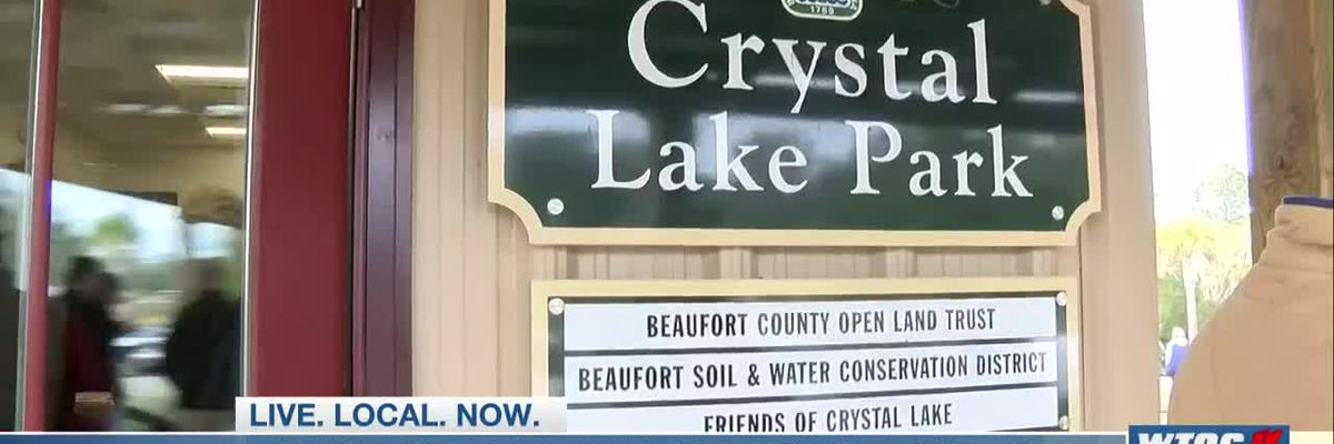 New park opens in Beaufort County
